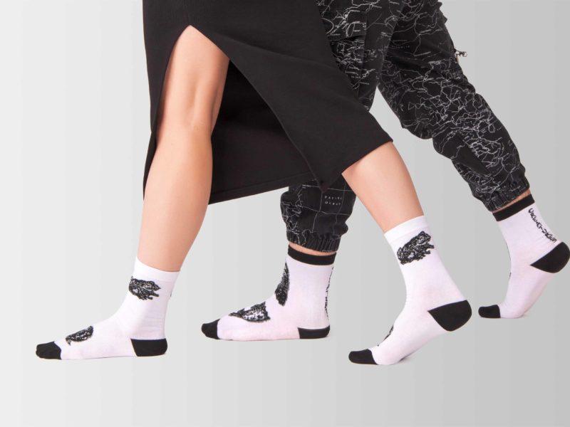 Обложка носки